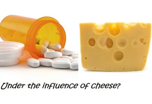 influence of cheese